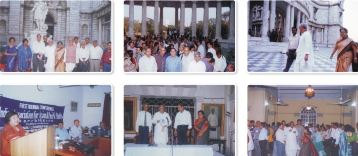 First Biennial Conference, Kolkata, January 29-31, 2002