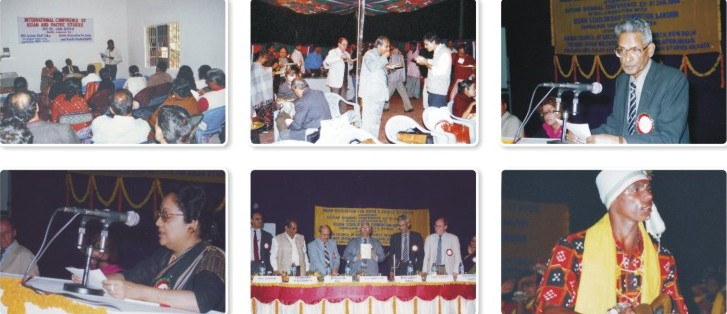 Second Biennial Conference, Sambalpur, January 29-31, 2004